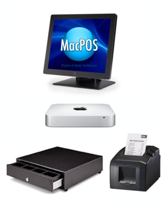 MacPOS Touchscreen Bundle